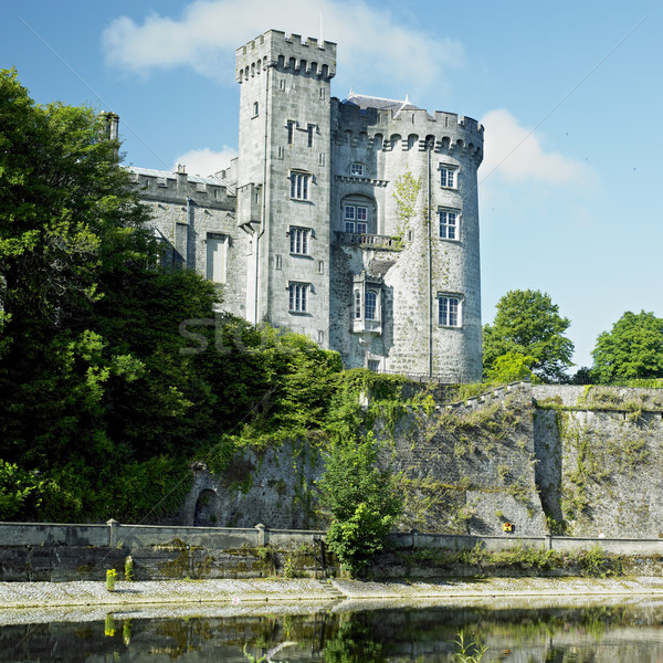 Kilkenny Castle, County Kilkenny, Ireland Stock photo © phbcz