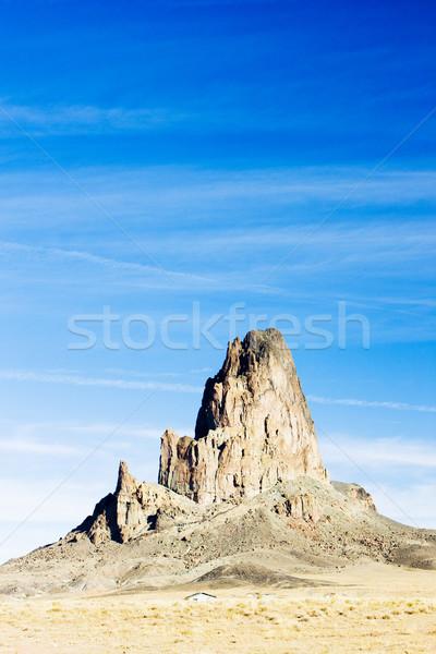 Landschaft Arizona USA rock Landschaften Felsen Stock foto © phbcz