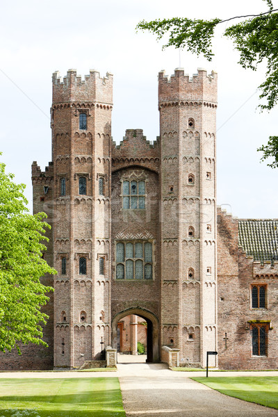 Oxburgh Hall, Oxborough, Norfolk County, East Anglia, England Stock photo © phbcz