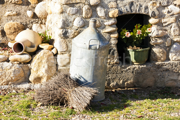 still life of lavenders, Provence, France Stock photo © phbcz