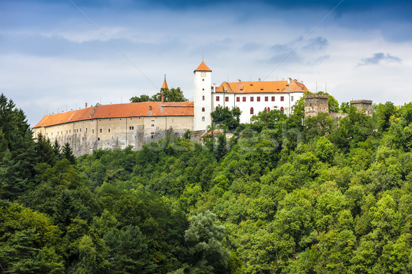 Bitov Castle, Czech Republic Stock photo © phbcz