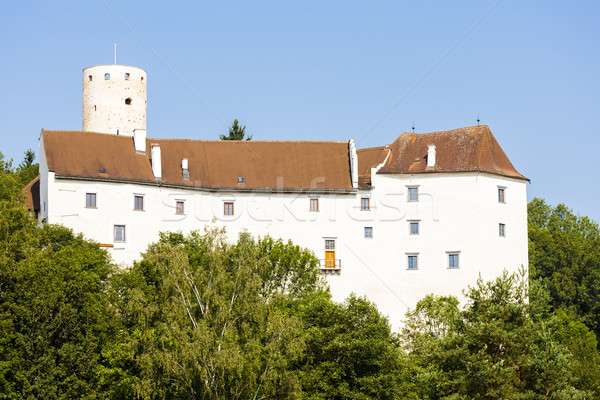 Castle of Karlstein an der Thaya, Lower Austria, Austria Stock photo © phbcz