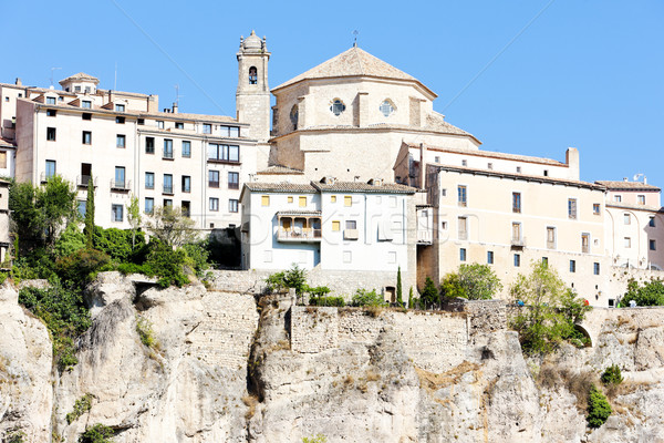 Cuenca, Castile-La Mancha, Spain Stock photo © phbcz