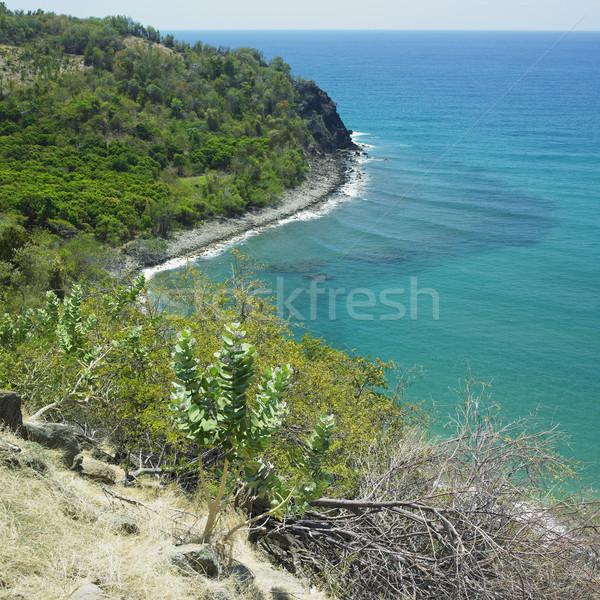 coastline, Granma Province, Cuba Stock photo © phbcz