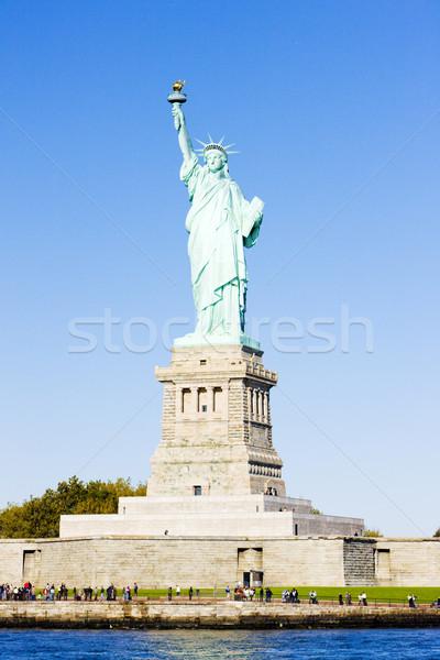 Statue of Liberty, New York, USA Stock photo © phbcz