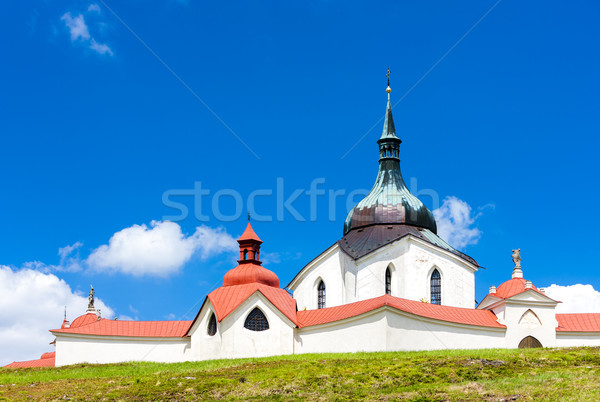 República Checa igreja viajar arquitetura europa história Foto stock © phbcz