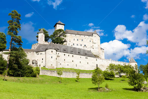 Rappottenstein Castle, Lower Austria, Austria Stock photo © phbcz