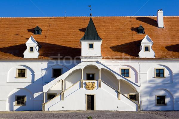 water mill, Slup, Czech Republic Stock photo © phbcz