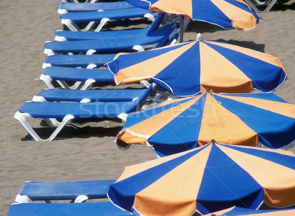 Канарские острова Испания расслабиться острове праздник пляжей Сток-фото © phbcz