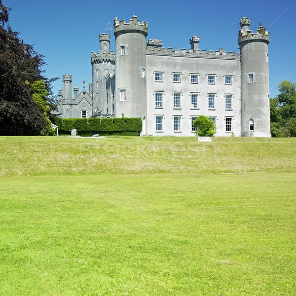 Castillo Irlanda edificio arquitectura Europa historia Foto stock © phbcz