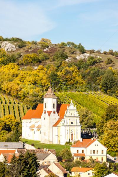 Falkenstein, Lower Austria, Austria Stock photo © phbcz