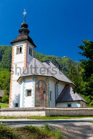 Rus ortodoks kilise mimari kule açık havada Stok fotoğraf © phbcz