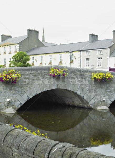 Westport, County Mayo, Ireland Stock photo © phbcz
