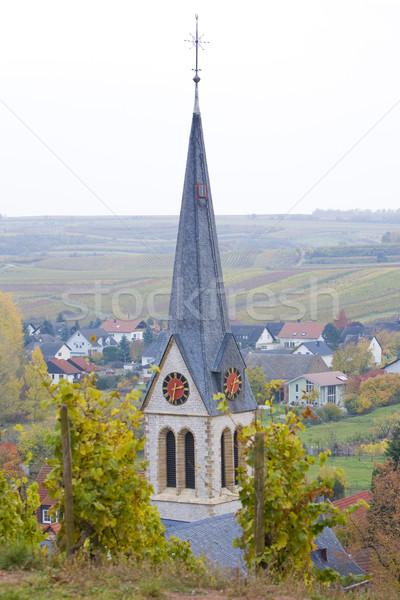 Schwabsburg, Rheinland, Germany Stock photo © phbcz