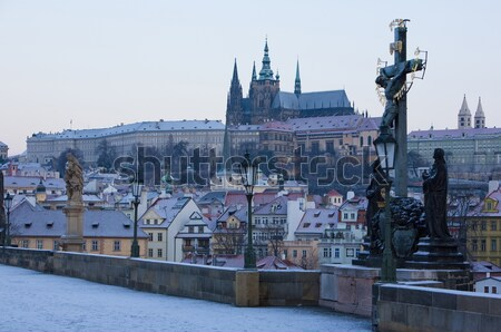 Prague, Czech Republic Stock photo © phbcz