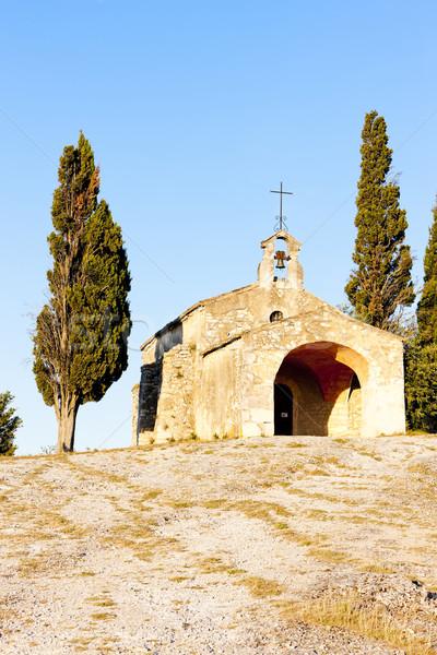 チャペル フランス 教会 アーキテクチャ ヨーロッパ 歴史 ストックフォト © phbcz