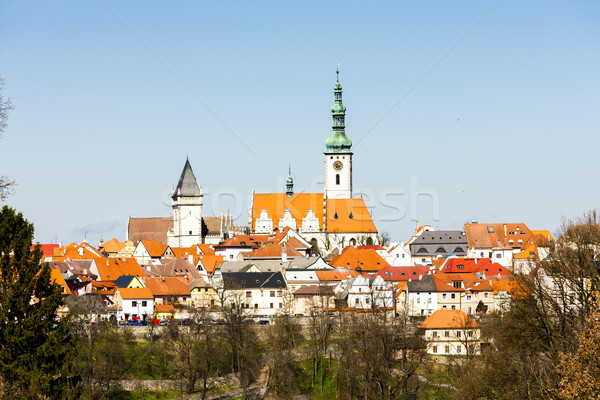 Tabor, Czech Republic Stock photo © phbcz