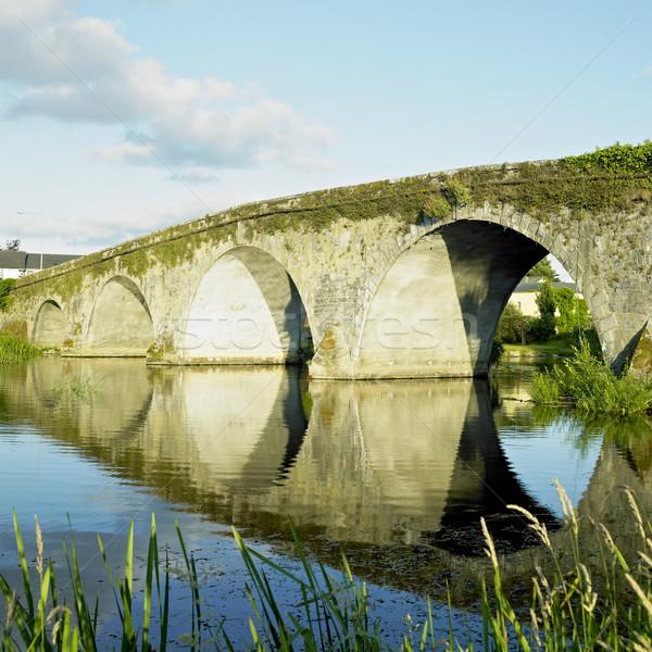 bridge, Bennettsbridge, County Kilkenny, Ireland Stock photo © phbcz