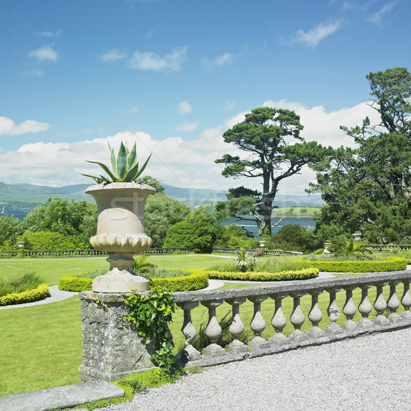 Bantry House Garden, County Cork, Ireland Stock photo © phbcz