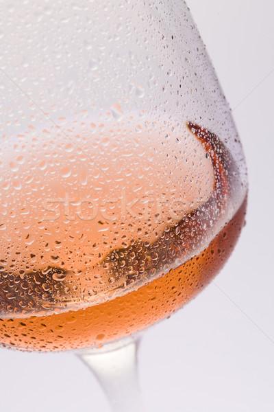 вино очки напитки алкоголя питьевой Сток-фото © phbcz