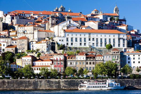 Porto, Douro Province, Portugal Stock photo © phbcz