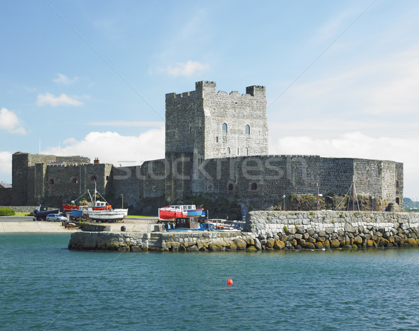 Carrickfergus Castle, Northern Ireland Stock photo © phbcz