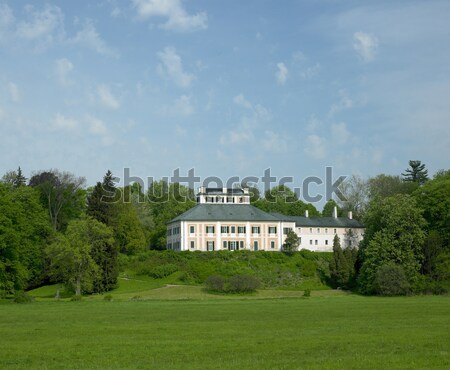Ratiborice chateau, Czech Republic Stock photo © phbcz