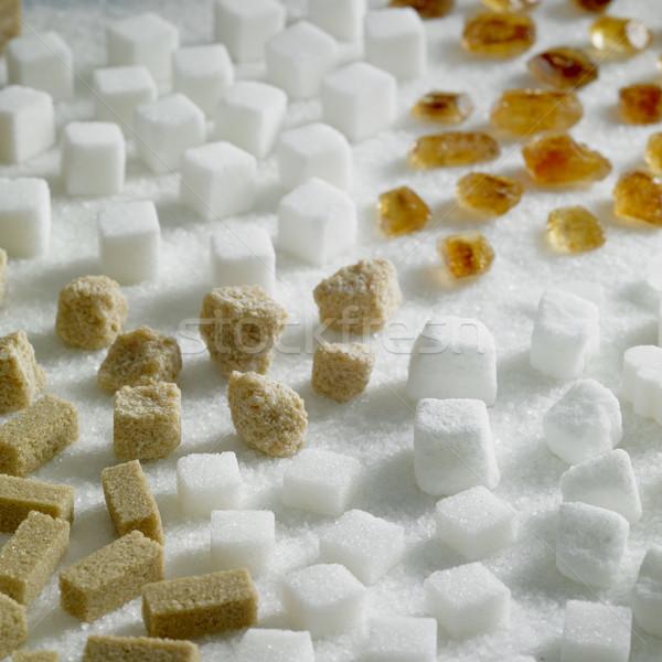 sugar still life Stock photo © phbcz