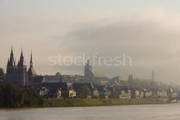Blois, Loir-et-Cher, Centre, France Stock photo © phbcz