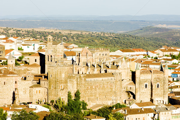 Stock photo: Guadalupe, Caceres Province, Extremadura, Spain