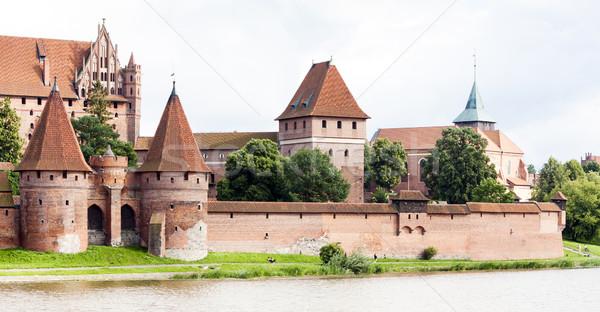 Polska budynku podróży architektury Europie historii Zdjęcia stock © phbcz