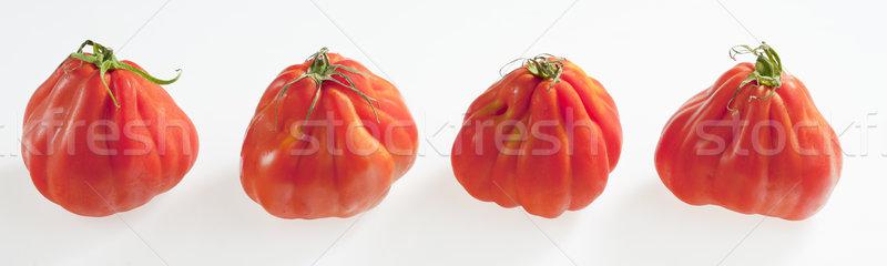 Foto stock: Tomates · alimentos · hortalizas · vegetales · dentro · vegetariano