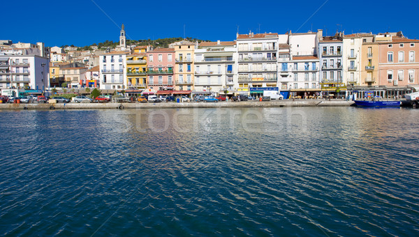 Stock photo: Sete, Languedoc-Roussillon, France