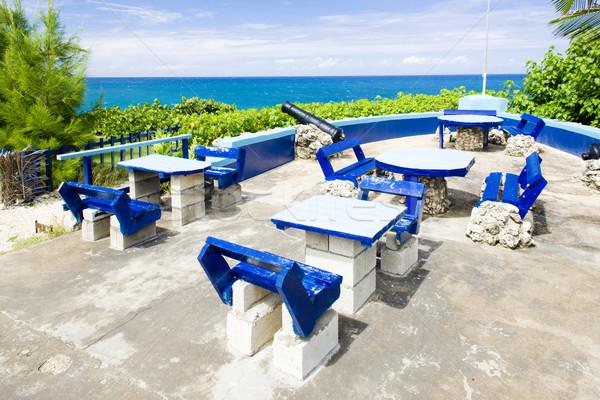 North Point, Barbados Stock photo © phbcz