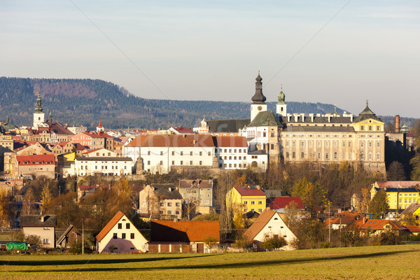 Broumov, Czech Republic Stock photo © phbcz