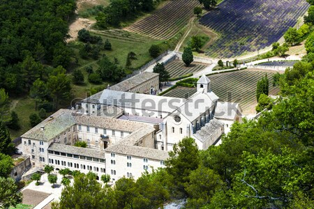 Senanque abbey, Provence, France Stock photo © phbcz