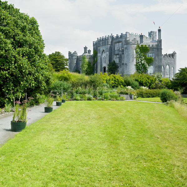 Birr Castle, County Offaly, Ireland Stock photo © phbcz