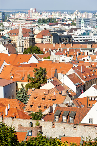 ブラチスラバ スロバキア 市 建物 アーキテクチャ 住宅 ストックフォト © phbcz