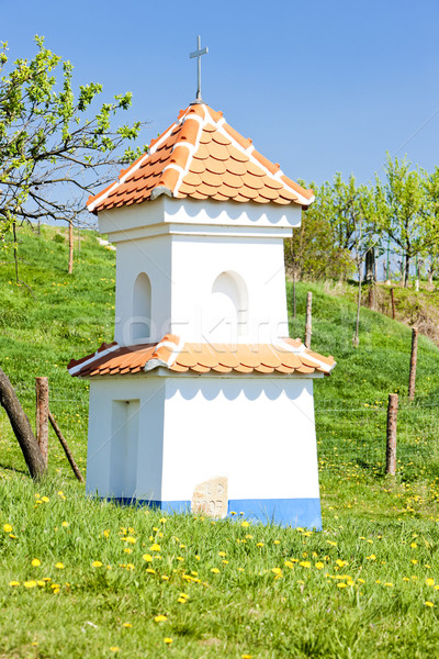 Işkence Çek Cumhuriyeti Bina mimari Avrupa karahindiba Stok fotoğraf © phbcz