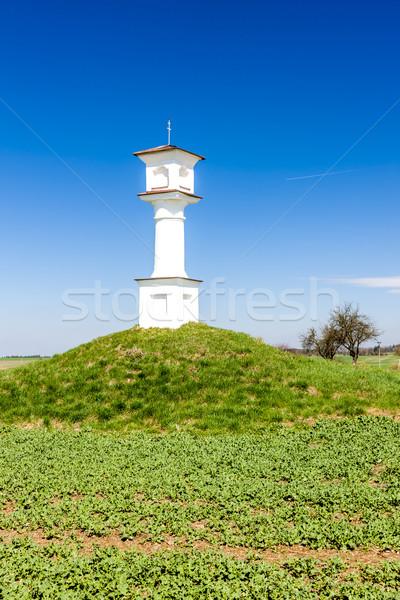 Işkence Çek Cumhuriyeti Bina ülke açık havada Stok fotoğraf © phbcz