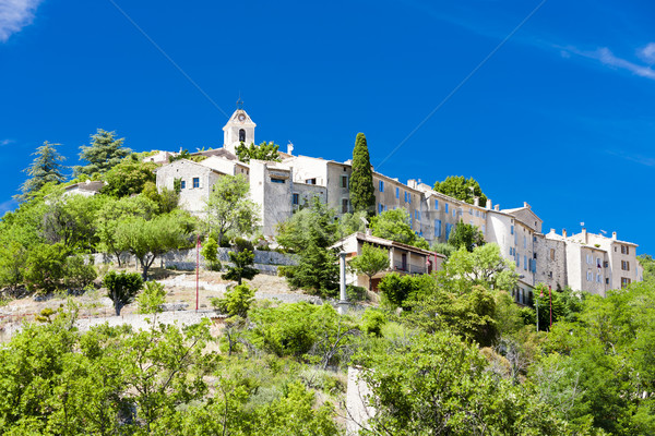 Banon, Provence, France Stock photo © phbcz