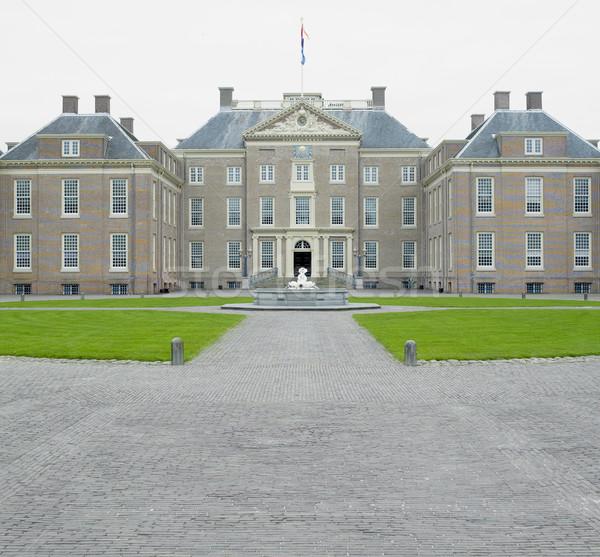 Paleis Het Loo Castle near Apeldoorn, Netherlands Stock photo © phbcz
