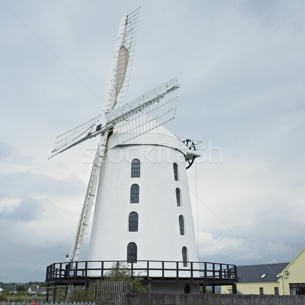 Blenerville Windmill, County Kerry, Ireland Stock photo © phbcz