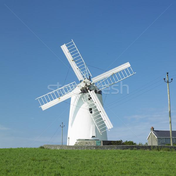 Ballycopeland Windmill, Northern Ireland Stock photo © phbcz