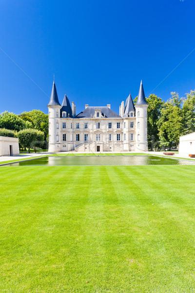 регион Франция здании путешествия архитектура Сток-фото © phbcz