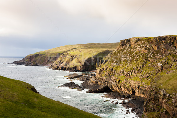 Stoer coast, Highlands, Scotland Stock photo © phbcz