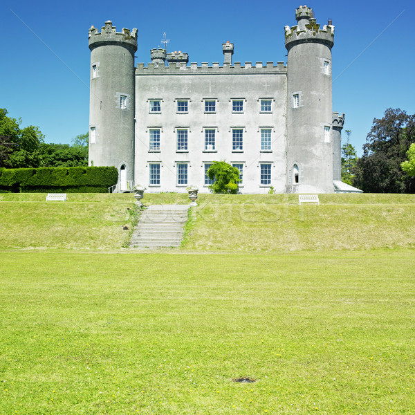 Tullynally Castle, County Westmeath, Ireland Stock photo © phbcz