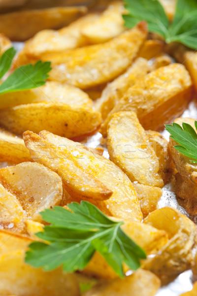 American potatoes Stock photo © phbcz