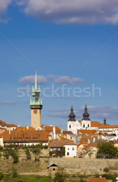 Znojmo, Czech Republic Stock photo © phbcz