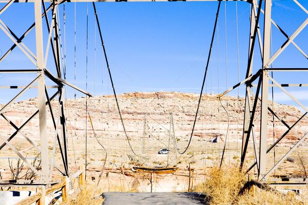 Híd Utah USA Stock fotó © phbcz